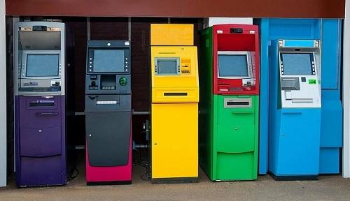 Пополнение баланса через банкоматы